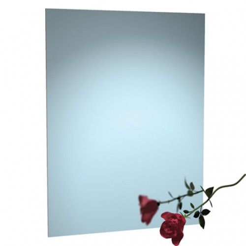 FRAMELESS STAINLESS STEEL MIRROR