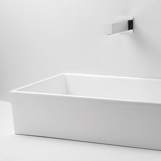 Quadrat with square sink (2)
